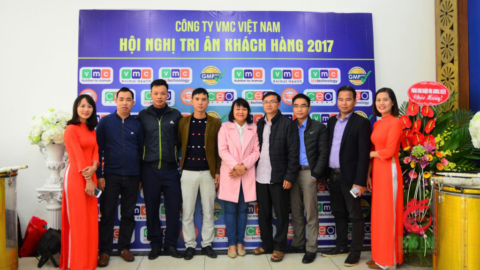Customer conference of VMC Vietnam 2017