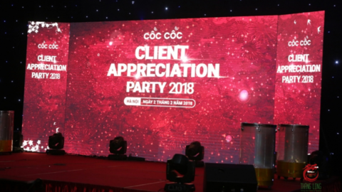 Coc Coc client appreciation party 2018