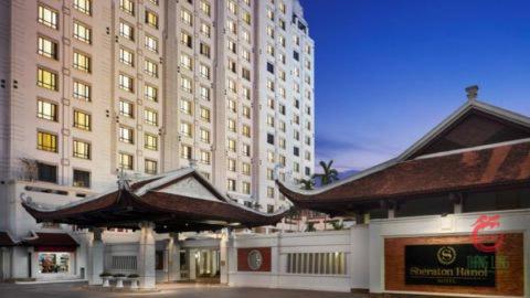 Sheraton Hotel – ideal conference venue