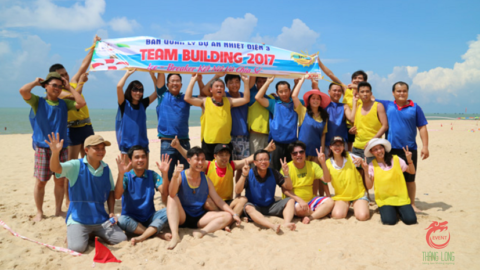 The meaning of Teambuilding Tour