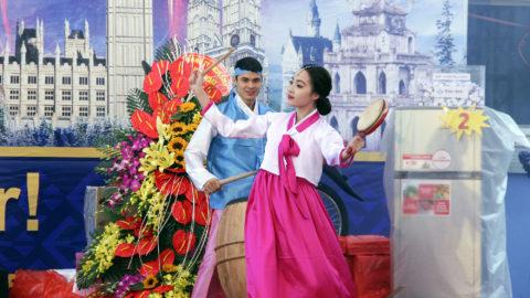 Lễ kỷ niệm 5 năm ngày thành lập và chào Xuân 2016 Elentec Việt Nam
