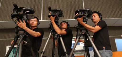 Kết quả hình ảnh cho quay phim sự kiện