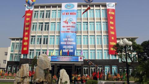 Lễ kỷ niệm 40 năm ngày truyền thống (20/10/1974 – 20/10/2014) và đón nhận Huân chương lao động hạng Nhì