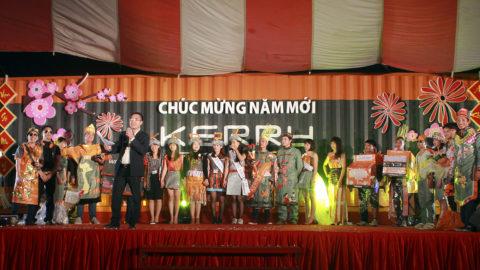 Tiệc tất niên Kerry Express 2015