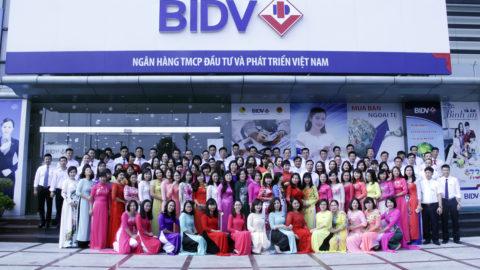 Lễ kỷ niệm 10 năm BIDV Thành Đô