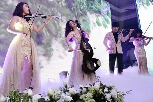 Cung cấp ban nhạc - Thăng Long Event