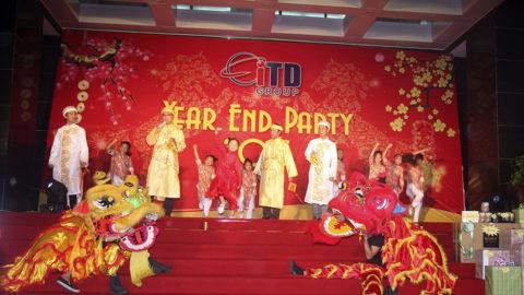 Cách thức tổ chức Year end party ấn tượng