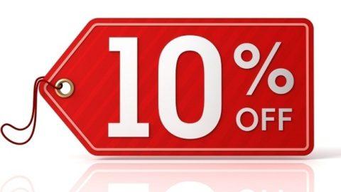 Giảm 10% dịch vụ tổ chức hội nghị khách hàng.