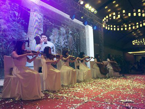 Thăng Long Event -Ban nhạc 2