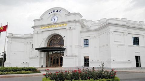 Trung tâm hội nghị Quốc tế Almaz