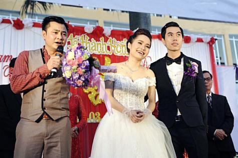 Thăng Long Event-Mc đám cưới 1