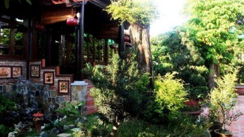 Nhà hàng vườn Nghi Tàm