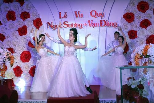Thăng Long Event-múa