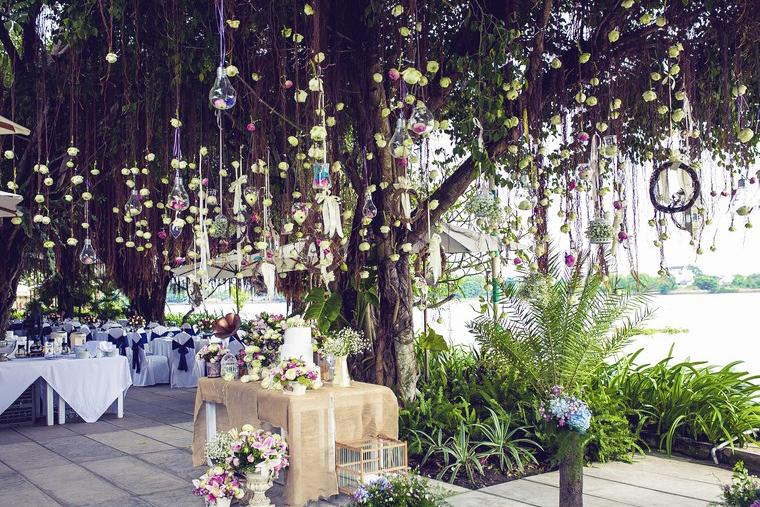 Thăng Long Event - trang trí tiệc cưới