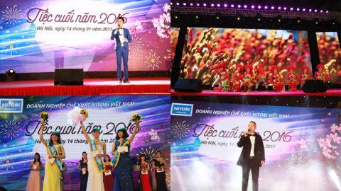 Tiệc cuối năm 2016 – Nitori Việt Nam