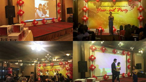 Year end party 2016 – Toshiba