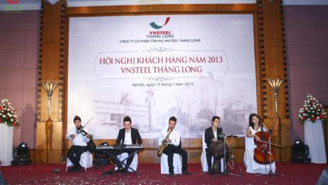 Hội nghị khách hàng 2013 – VNSteel Thăng Long