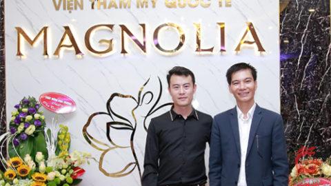Khai trương Viện thẩm mỹ quốc tế Magnolia