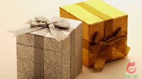 Quà tặng trong sự kiện