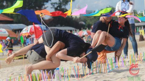 Những điều cần quan tâm khi tổ chức teambuilding trên bãi biển
