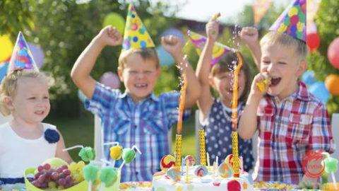 Bí quyết tổ chức sinh nhật cho con