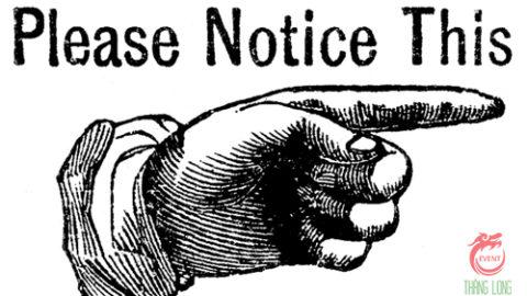Bí quyết gây sự chú ý khi công bố thông tin sự kiện