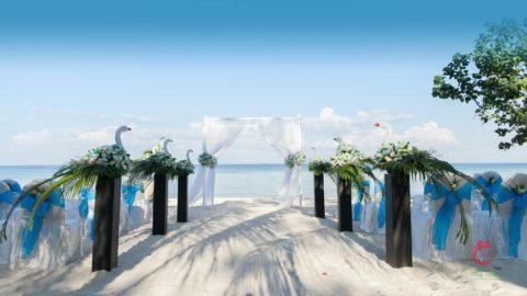 Tổ chức đám cưới ở xa và những điều cần biết
