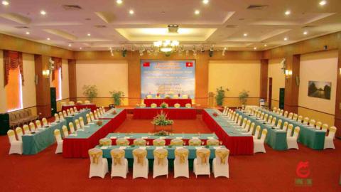 Những yêu cầu về bố trí phòng họp trong sự kiện