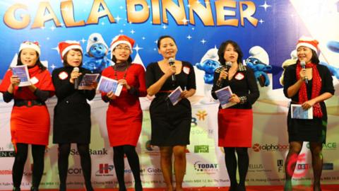 Kinh nghiệm tổ chức Gala Dinner