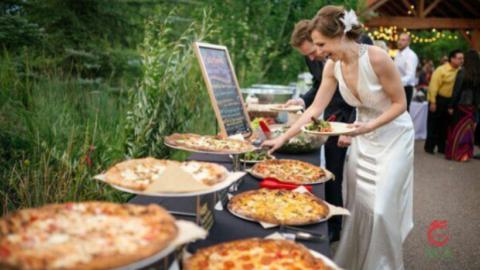Cách để tổ chức một tiệc cưới buffet đáng nhớ