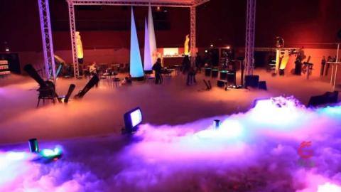 Các loại đèn chuyên dụng trong tổ chức sự kiện