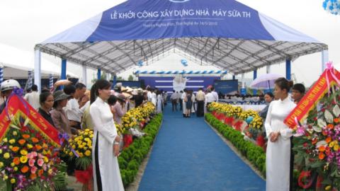 Khảo sát địa điểm tổ chức sự kiện