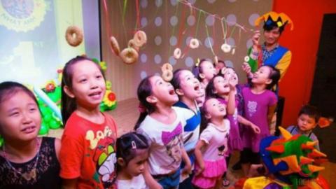 Cách thức tổ chức những sự kiện thú vị dành cho trẻ em