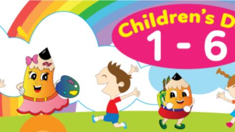 Lưu ý khi tổ chức sự kiện cho trẻ em