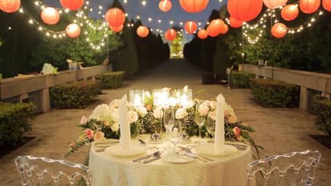 JW Marriott – nơi tổ chức tiệc cưới trong mơ