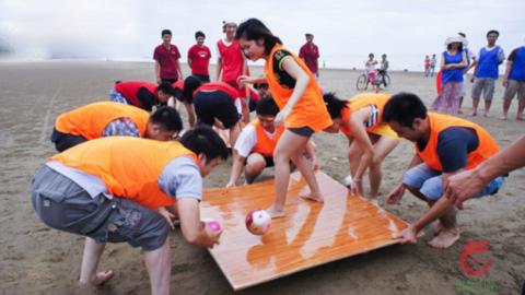 Ý nghĩa của hoạt động du lịch kết hợp team building