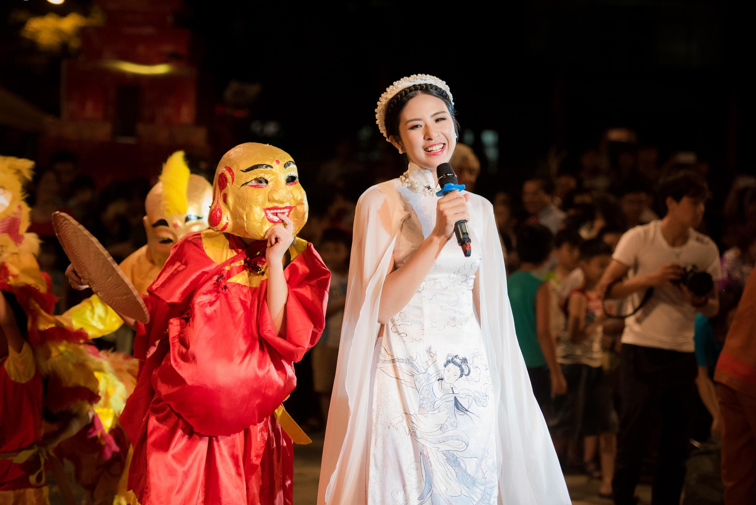 tổ chức sự kiện trung thu Hà Nội