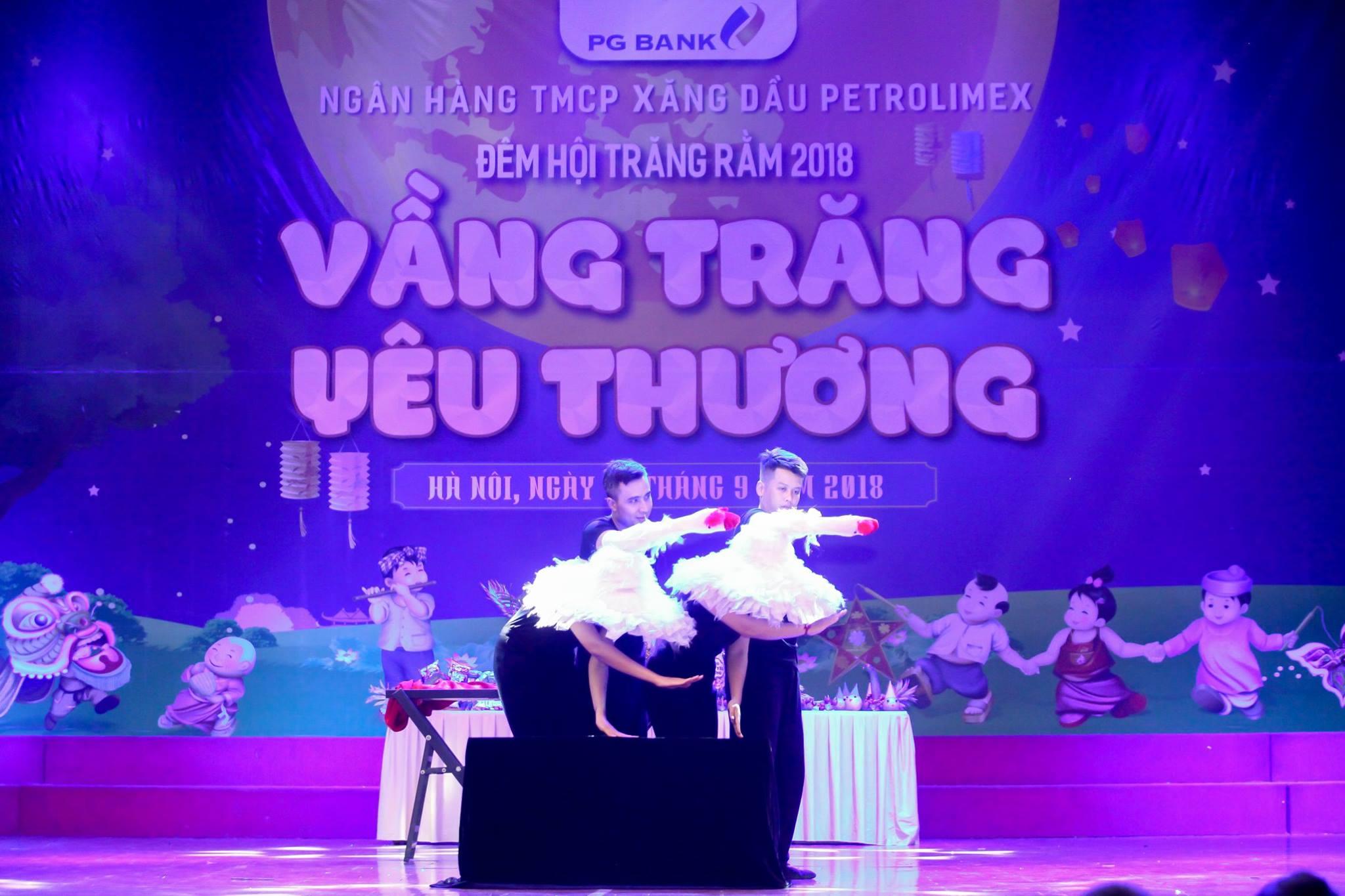 """Đêm hội Trăng rằm 2018 """"Bay cùng Vietnam Airlines"""""""