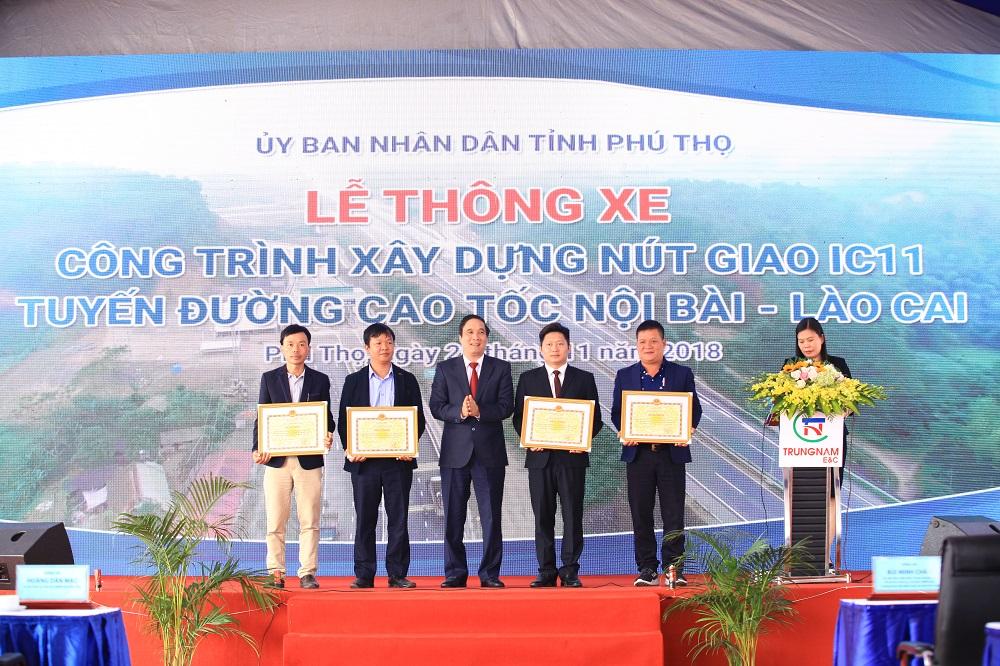 to-chuc-le-thong-xe-cong-trinh-xay-dung-Nut-Giao-IC-11 Cao-Toc-noi-bai-lao-cai (14)