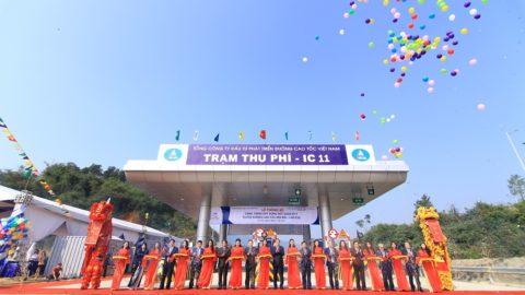 Tổ Chức Lễ Thông Xe Công Trình Xây Dựng Nút Giao IC-11 Cao Tốc Nội Bài – Lào Cai