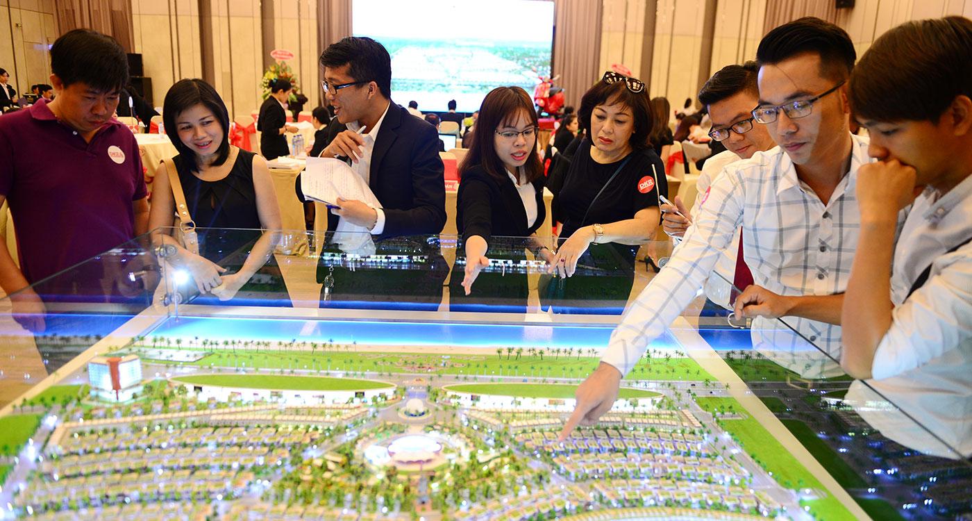 Quy trình tổ chức lễ mở bán dự án bất động sản
