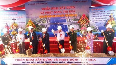 Tổ chức lễ khởi công xây dựng dự án bất động sản