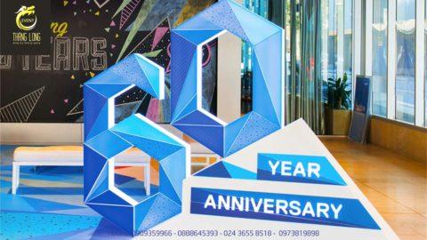 Đơn vị tổ chức lễ kỷ niệm ngày thành lập công ty uy tín, ấn tượng