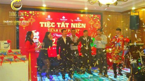 Công Ty Tổ Chức Year End Party Uy Tín, Sáng Tạo, Đẳng Cấp